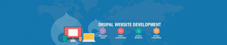 Drupal Website Development in Udaipur